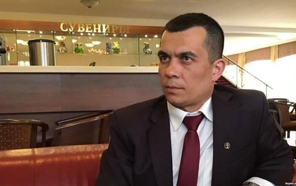 Адвоката Еміля Курбедінова затримали тоді, коли він їхав в офіс. Інформацію підтвердив глава Меджлісу кримських татар Рефат Чубаров.