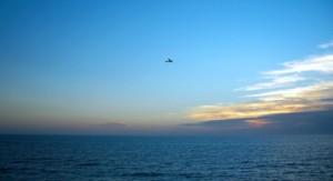 Авіація США провела позаплановий політ над Україною
