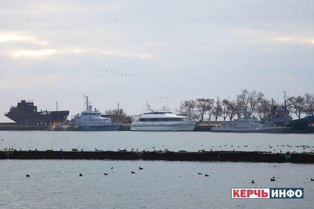 ВКрыму обьяснили, как корабли ВМС Украины могут пройти вКерченский пролив