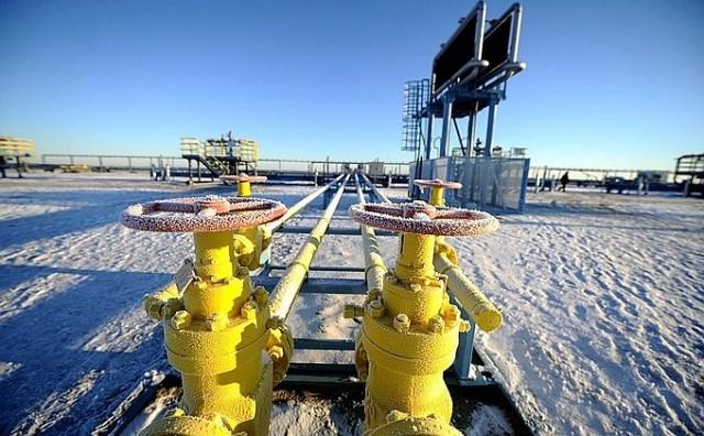 Запасы газа вукраинских хранилищах уменьшились до15 млрд. кубов