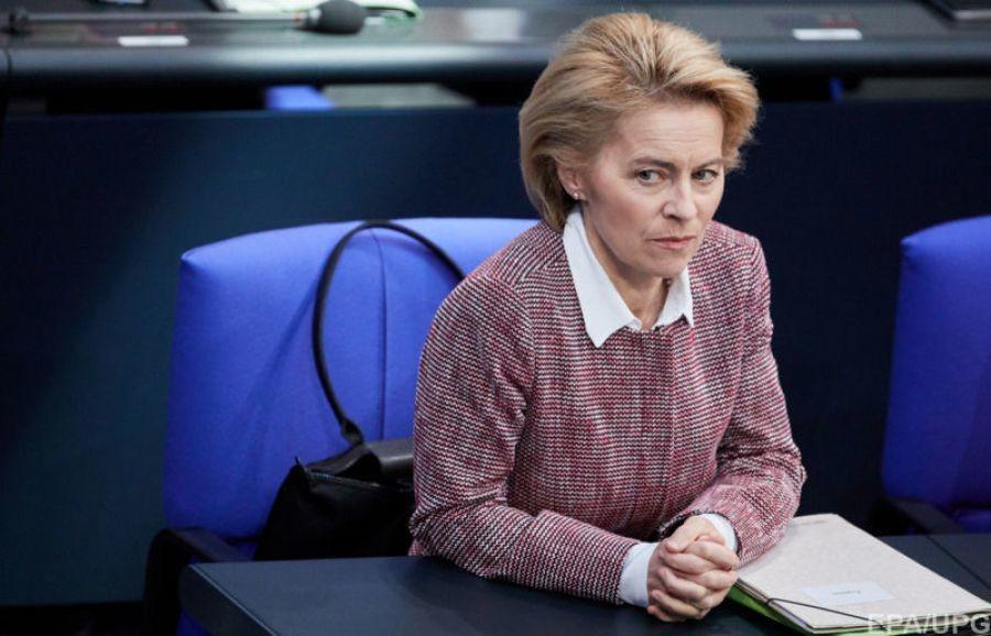 Министр обороны Германии Урсула фон дер Ляен заявила что не согласна со словами президента США Дональда Трампа о том что группировка Исла