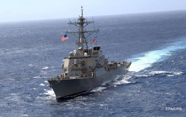 ВБалтийское море вошел «дерзкий» американский эсминец, вооруженный стратегическими крылатыми ракетами