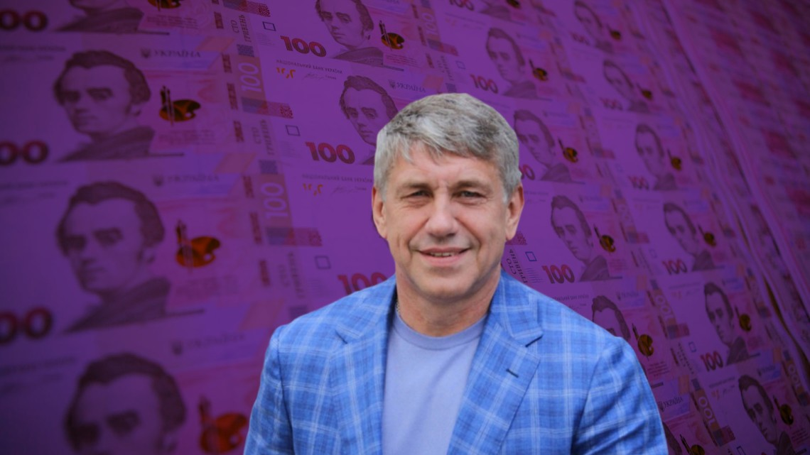 Скільки заробляє прикарпатський міністр Ігор Насалик