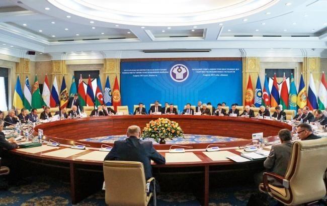 Украина прекратила действие соглашения сСНГ обобщих условиях поставок товаров