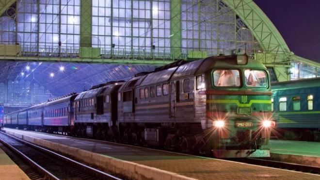 Укрзализныця уменьшает периодичность курсирования пассажирского поезда Львов— Ковель— Москва с31марта
