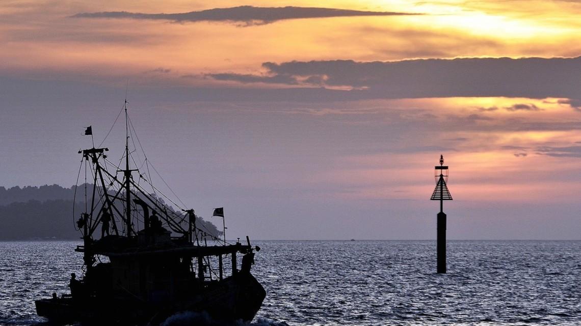 Украина и РФ договорились овылове рыбы вАзовском море