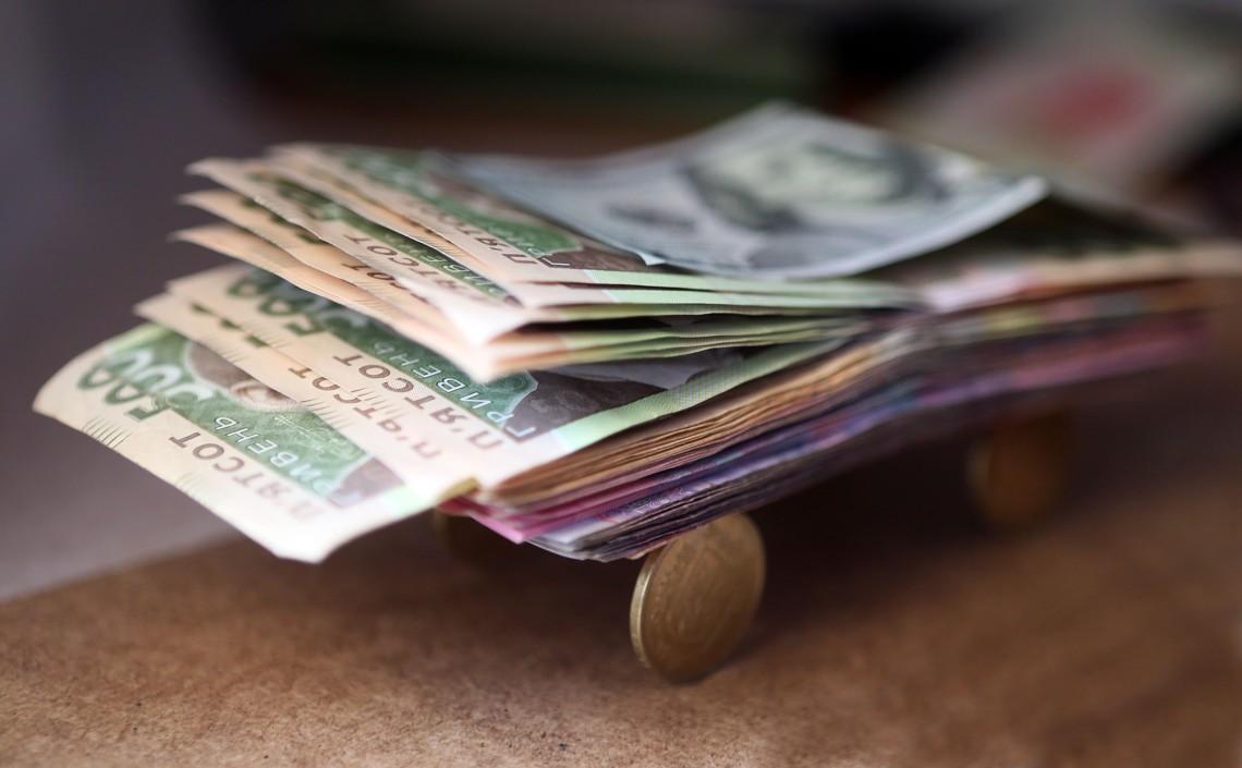 Загод реальная заработная плата украинцев подросла практически на10% — Госстат