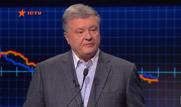 Сьогодні, 15 квітня в ефірі телеканалу ICTV стартували дебати між чинним президентом України Петром Порошенко і радником кандидата в президенти Володимира Зеленського Олександром Данилюком.