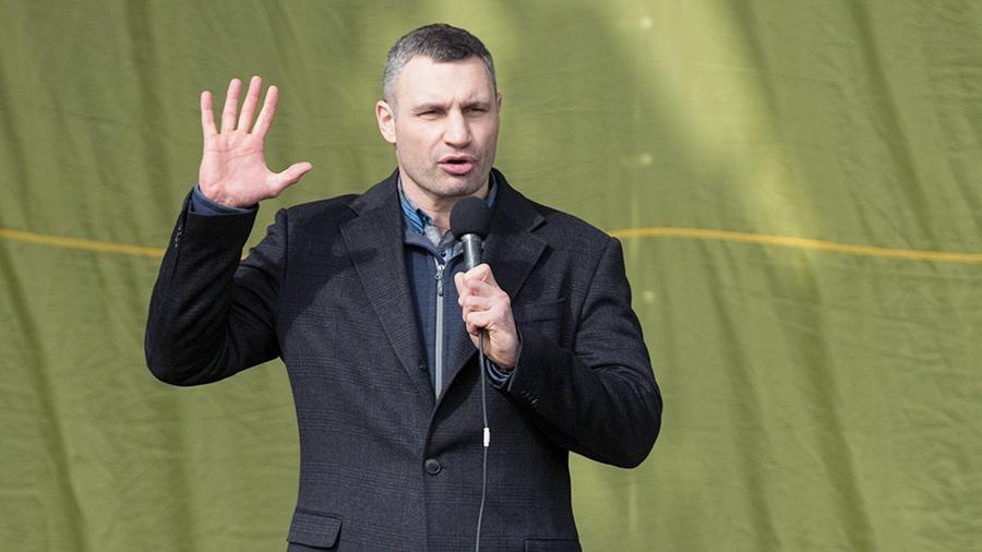 Кличко закликав українців на виборах показати, що вони свідомі громадяни і цивілізована нація.