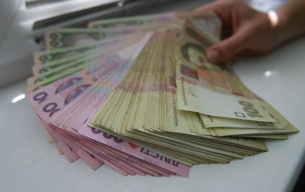 Средняя заработная плата вгосударстве Украина составила неменее 10 тыс. грн