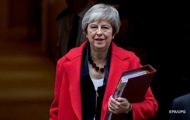 Тереза Мей покине пост глави уряду і лідера Консервативної та юніоністської партії 7 червня.