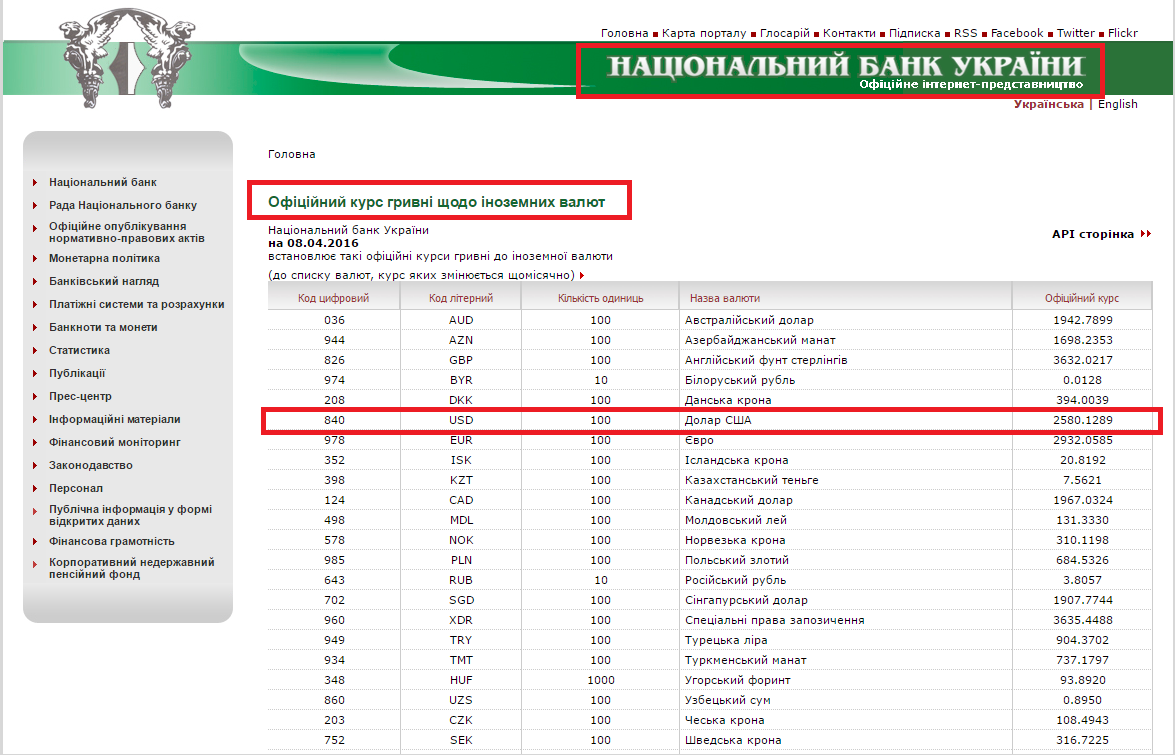 http://www.bank.gov.ua/control/uk/curmetal/detail/currency?period=daily
